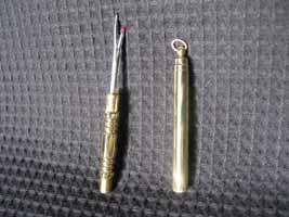 Polished Brass Seam Ripper