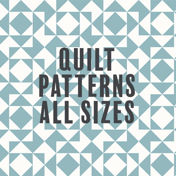 Quilt Patterns, All Sizes