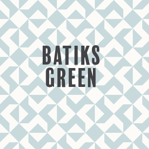 Batiks-Green